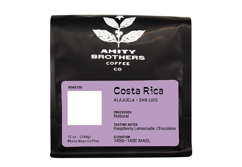 Costa Rica, Alajuela • Finca San Luis - Natural