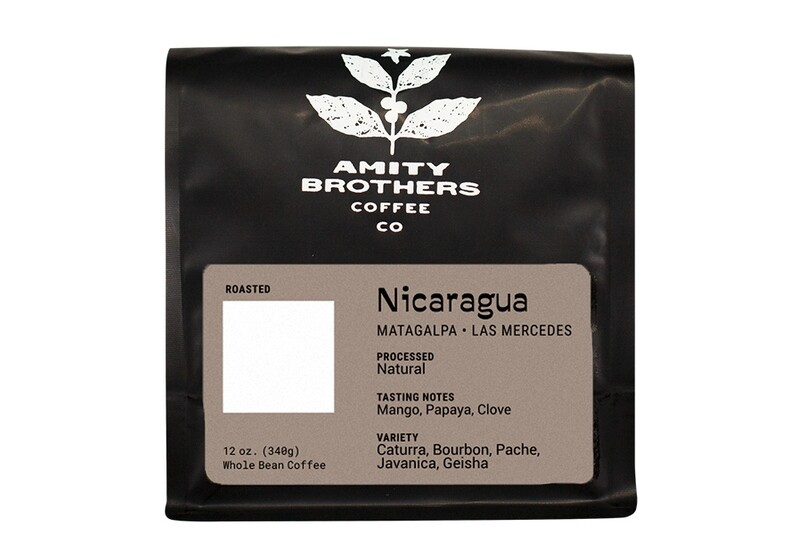 Nicaragua, Matagalpa • Las Mercedes  - Natural