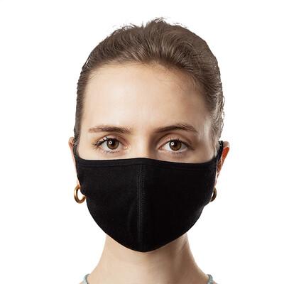 Washable Face Mask - Black