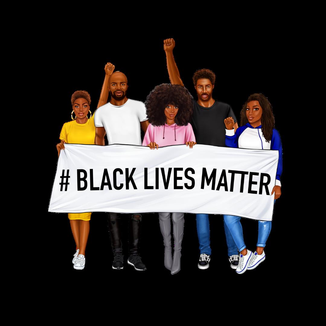 Mousepad - Black Lives Matter