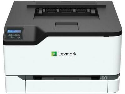 Lexmark C3326dw Single Function Colour Printer