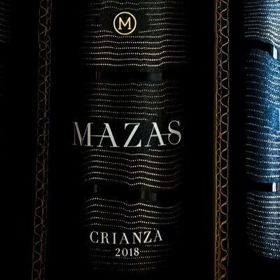 2018 MAZAS CRIANZA