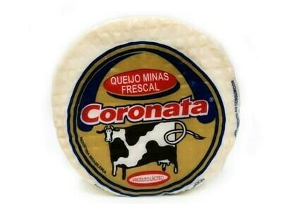 Queijo Minas Frescal Coronata 500 gr.