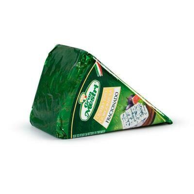 Queijo tipo Gorgonzola Fracionado Gran Mestri peso médio 180g