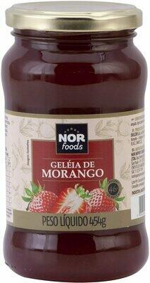 Geleia de Morango Nor Foods 454g