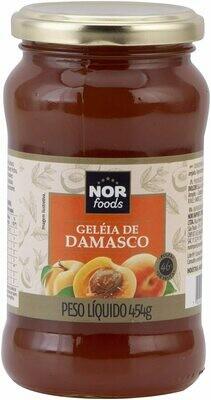 Geleia de Damasco Nor Foods 454g