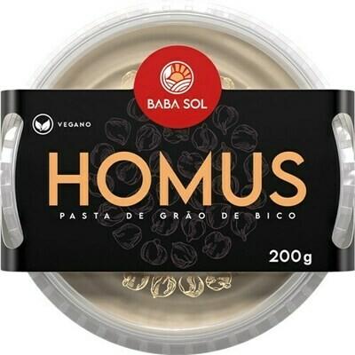 Pasta de grão de bico Homus Baba Sol 200g