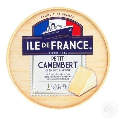 Queijo Camembert Ile de France 125g