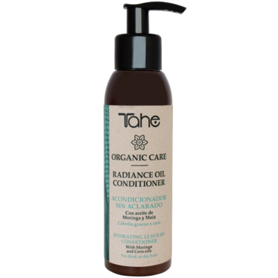 HYDRATING LEAVE-IN CONDITIONER RADIANCE OIL CONDITIONER ORGANIC CARE