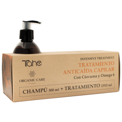 PACK INTENSIVE HAIR LOSS ORGANIC CARE