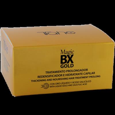 TAHE THICKENING AND NOURISHING HAIR TREATMENT MAGIC BX GOLD 5x10ml