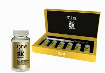 MAGIC BX GOLD CONCENTRATED HAIR TREATMENT 6 x 10 ml.