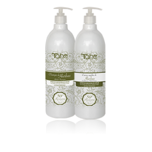 HERBAL KIT (SHAMPOO 1000 ml + CREAM 1000 ml.)