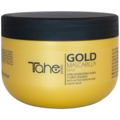 CONDITIONING GOLD MASK