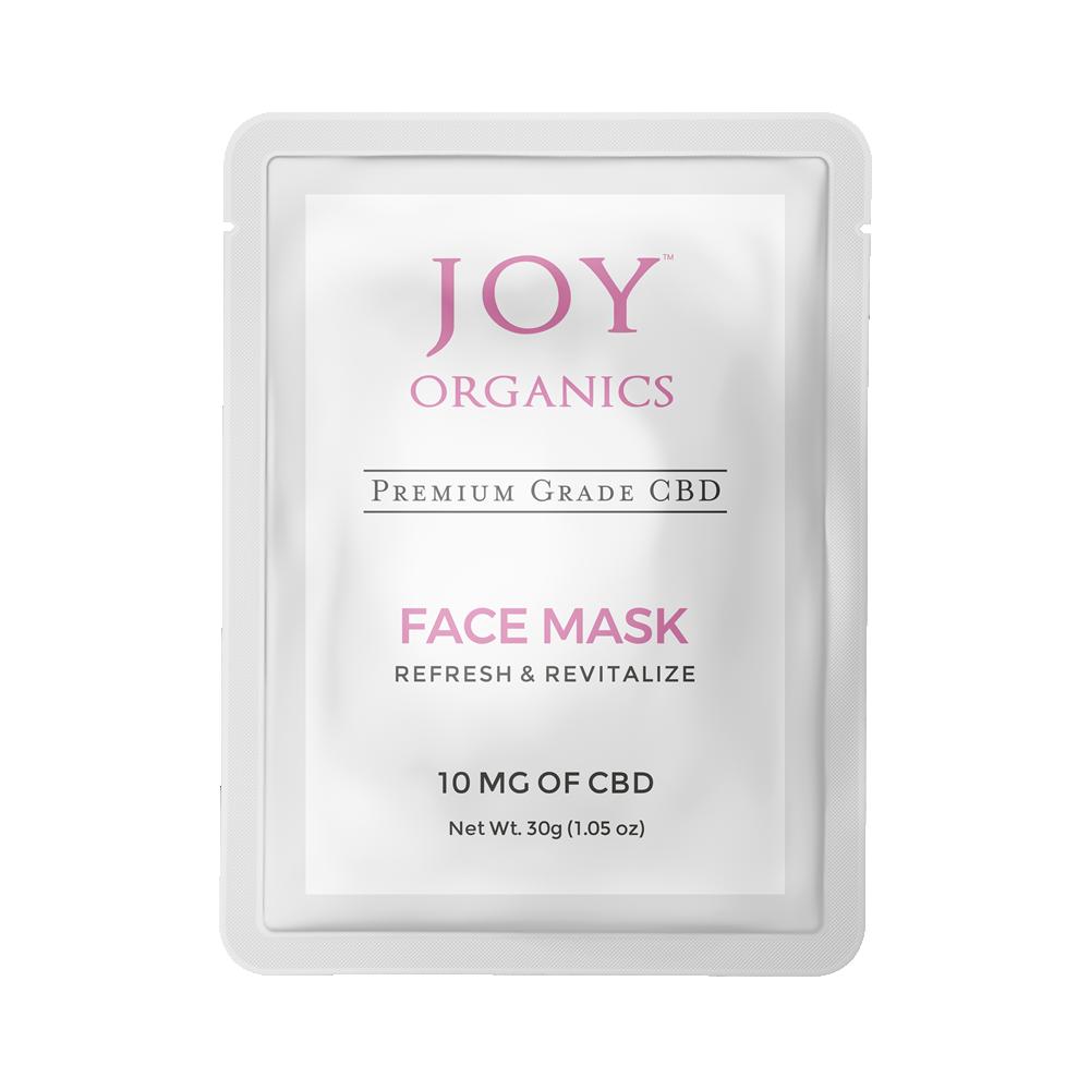 Joy Organics Face Mask