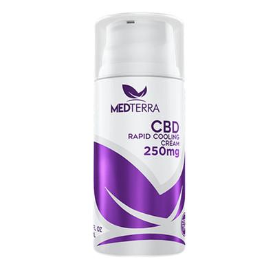 Medterra Rapid Cooling Cream