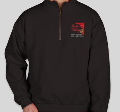 Men or Woman Sofspun® Quarter Zip Sweat Shirt