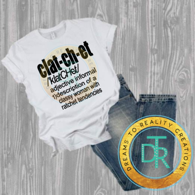 Clat-ch-et Shirt