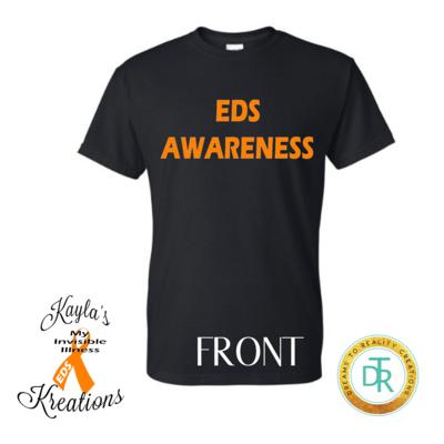 EDS Awareness Shirt by Kayla's Kreations