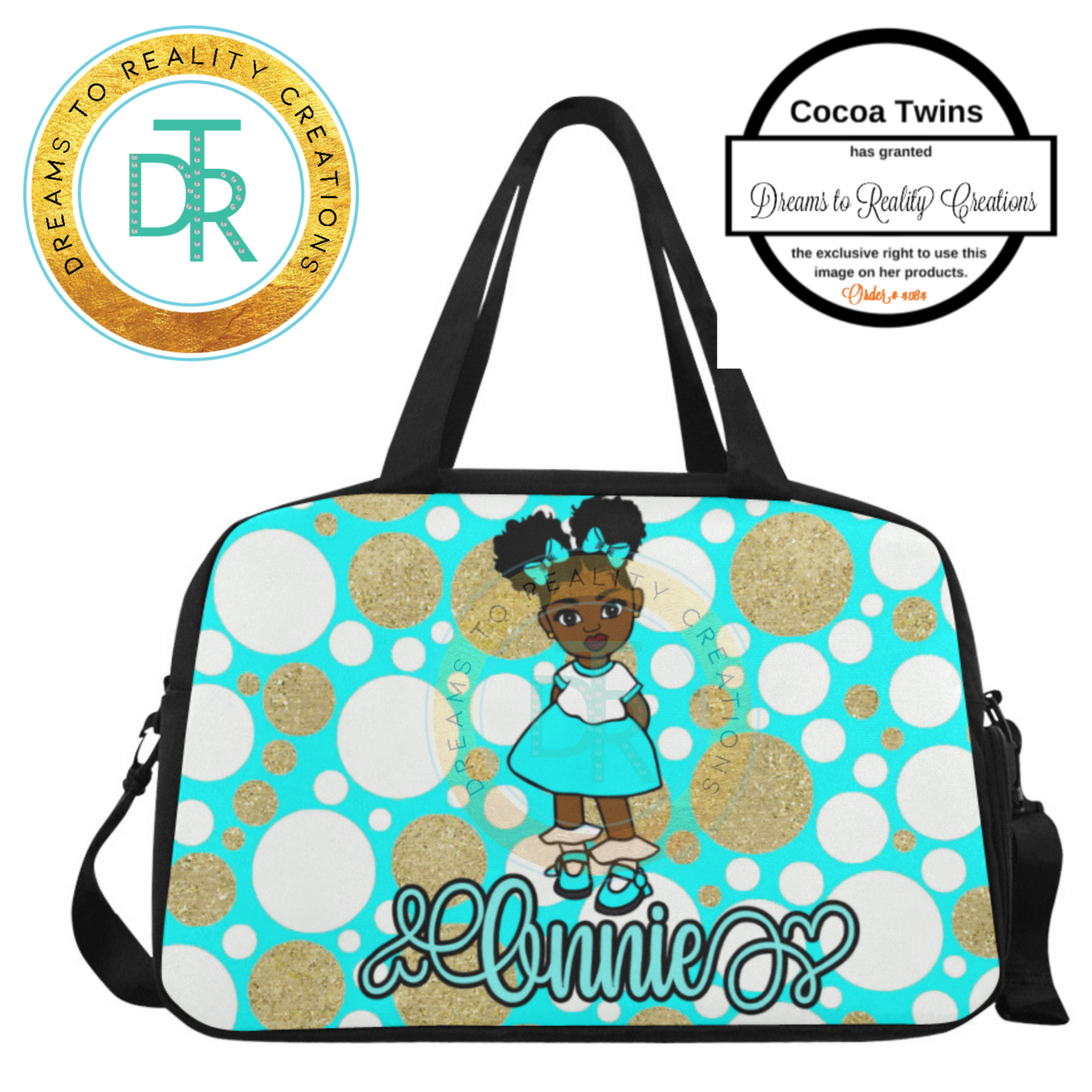 "Weekender Bag from The ""Onnie"" Collection"