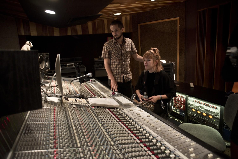 Grabación, mezcla y master - ESTUDIO A