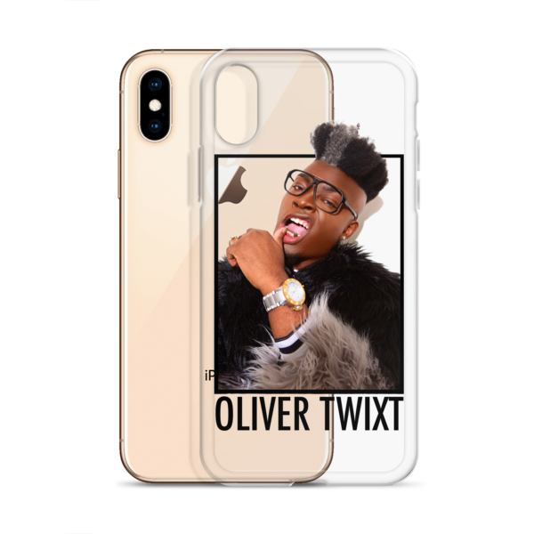 Oliver Twixt iPhone Case