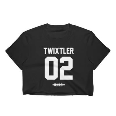 TWIXTLER White Crop Top