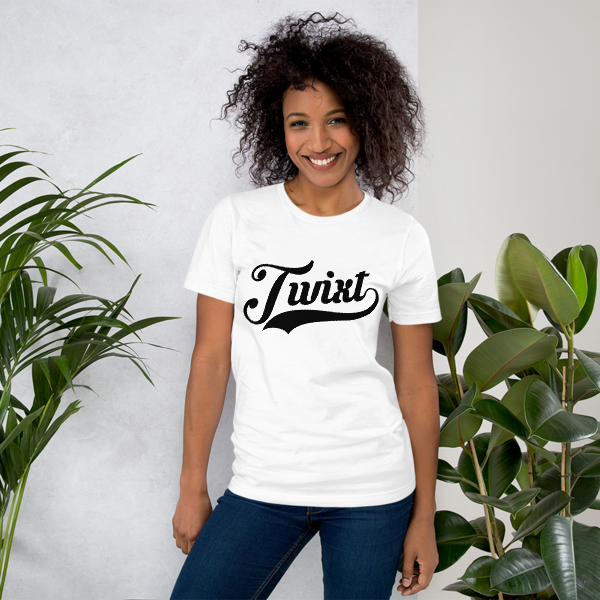 Twixt Short-Sleeve Unisex T-Shirt Jersey