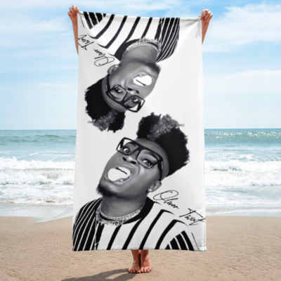 Oliver Twixt Towel Double
