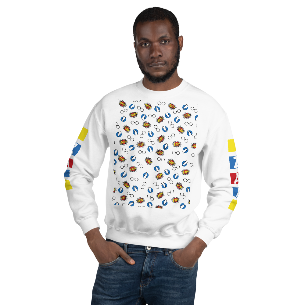 ZAP Unisex Sweatshirt