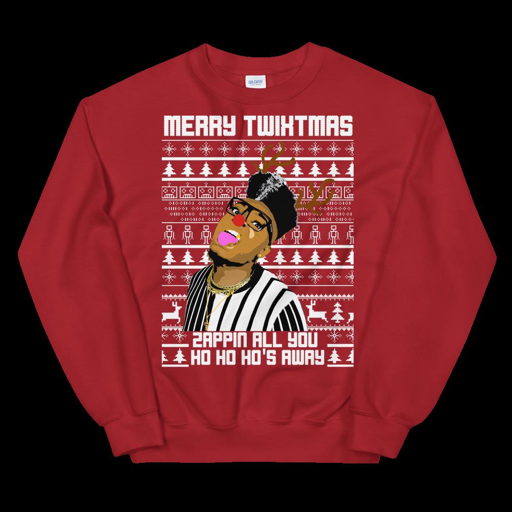 Merry Twixtmas Unisex Sweatshirt
