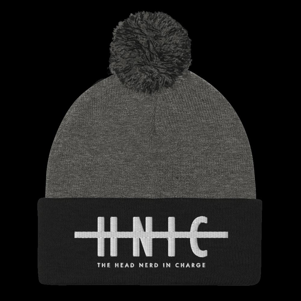HNIC Pom-Pom Beanie