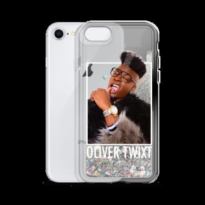 Oliver Twixt Liquid Glitter Phone Case
