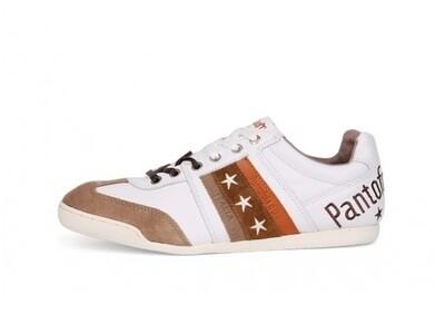 Pantofola d'Oro leer sneakers