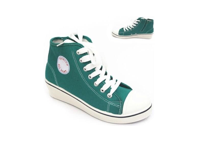 All Sport dames schoenen met sleehak