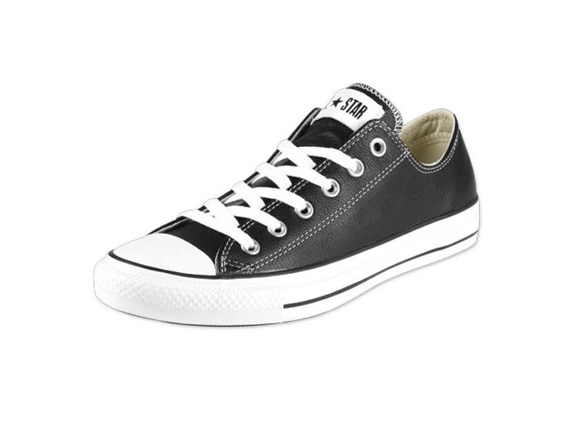 Converse leer sneakers