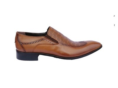 Cimi Cognac Lederen Schoenen