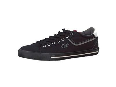 s.Oliver zwarte sneakers