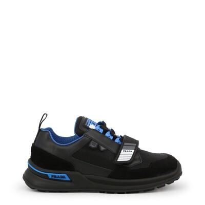 Prada heren sneakers zwart