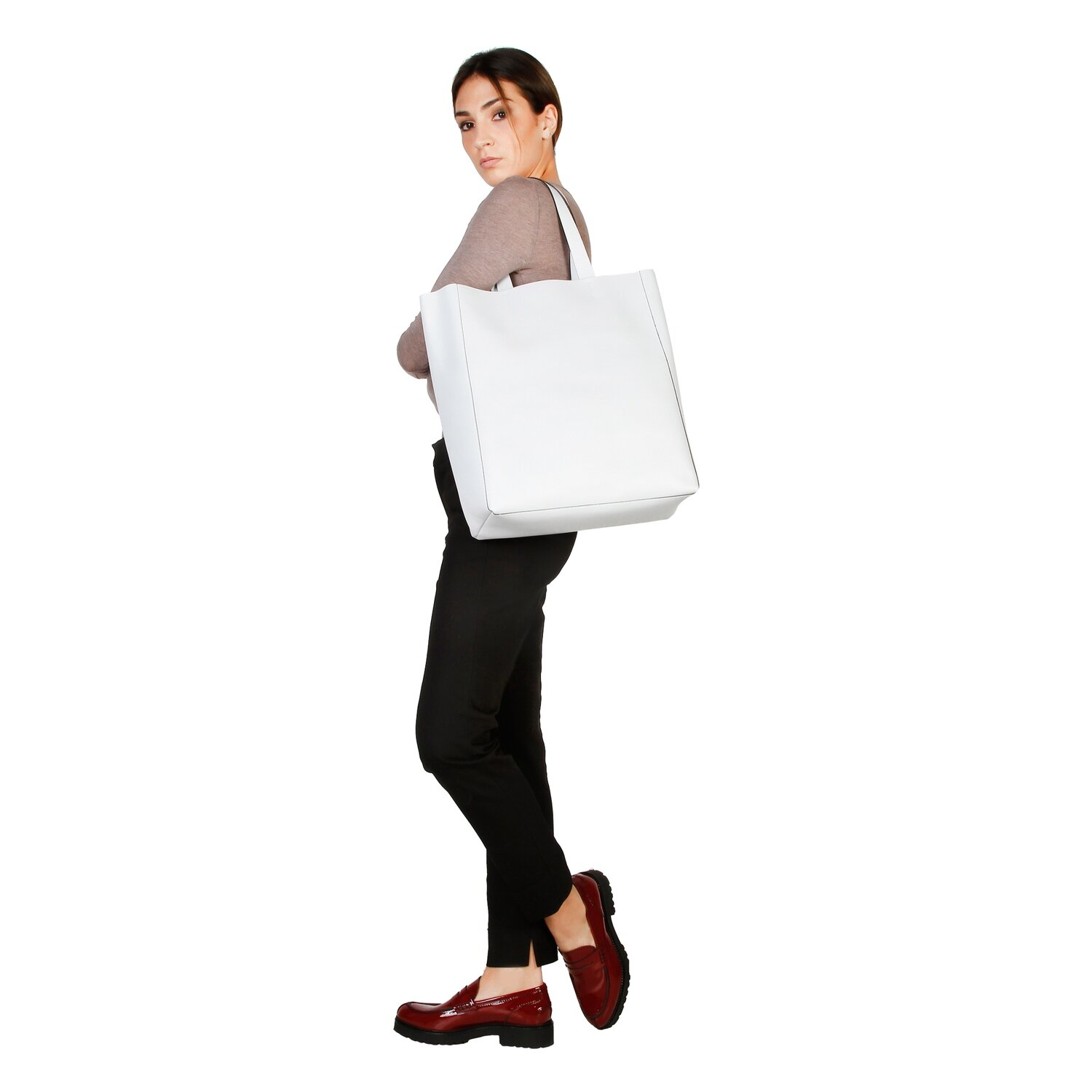 Made in Italia dames shopping bags