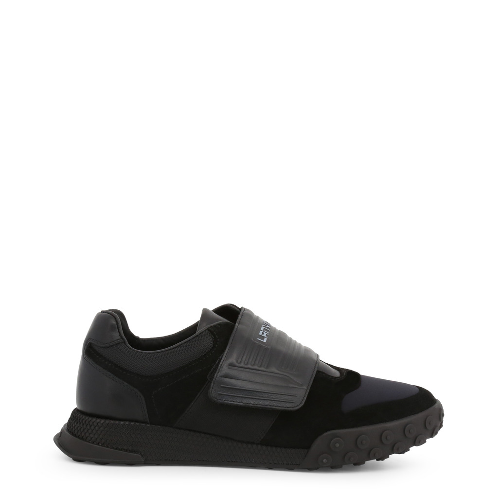 Lanvin Black man sneakers