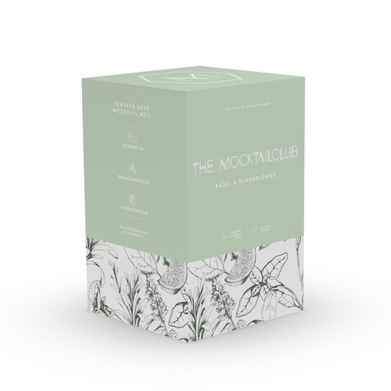 Box Basil & Elderflower