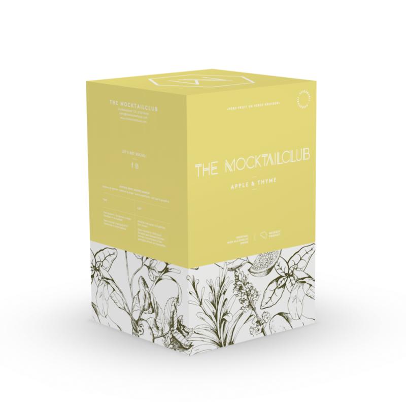 Box Apple & Thyme