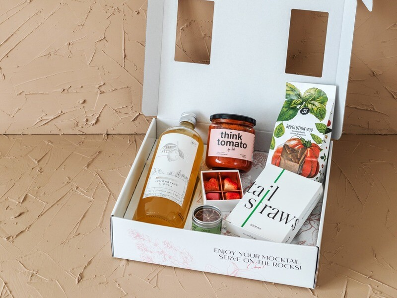 Giftbox: Made in Belgium
