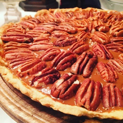 Tradicional Pecan Pie