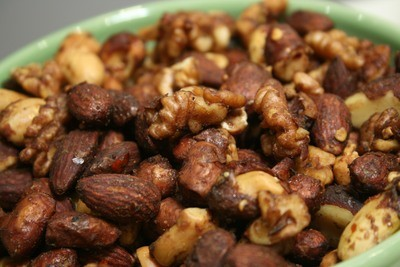 Spice Nuts