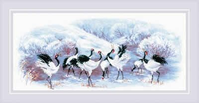 Riolis Japanese Cranes
