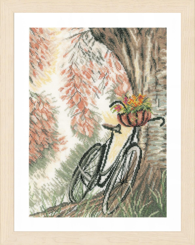 Lanarte Bike & Flower Basket