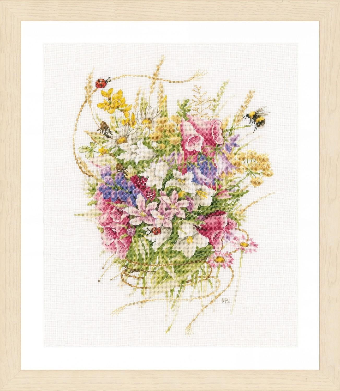 Lanarte Summer Flowers by Marjolein Bastin