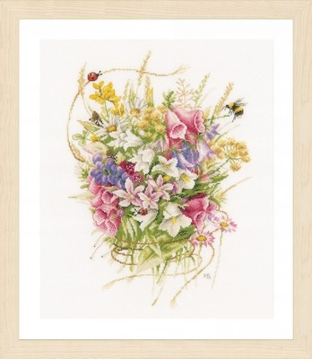 Lanarte Summer Flowers by Marjolein Bastin